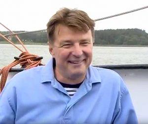 Dalius Mertinas (1961–2017) | youtube.com nuotr.