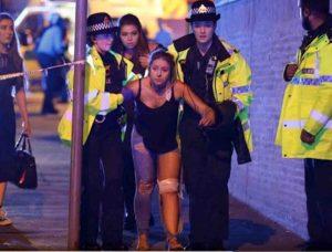 Teroristinis išpuolis Mančesteryje | Youtube.cpm nuotr.