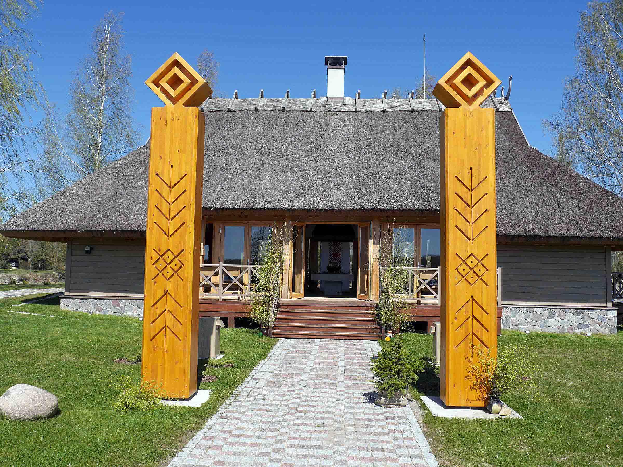 Naujoji šventykla | Alkas.lt, J. Vaiškūno nuotr.