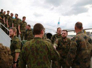 Norvegijos kariai   kam.lt, M. Simes nuotr.