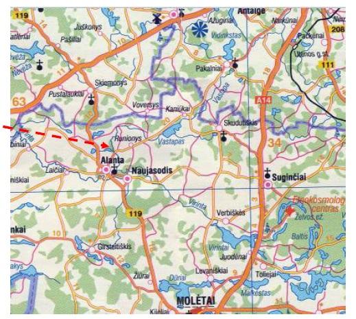 Žemėlapis 3