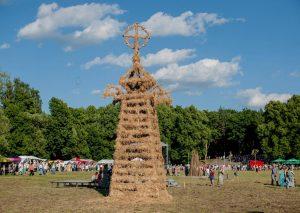 Akimirka iš Vasarvidžio šventės 2016 m. | Kulturapanevezys.lt nuotr.