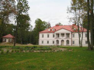 Bistrampolio dvaro rūmai