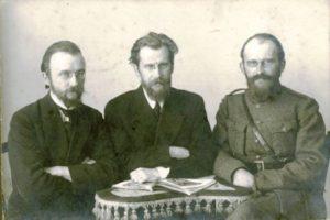 Broliai Viktoras.Mykolas.VaclovasBirziskos_mokslolietuva.lt