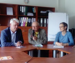 Alvydas Šleikus, Audrys Antanaitis, Auristida Gerliakienė | Alkas.lt, nuotr.