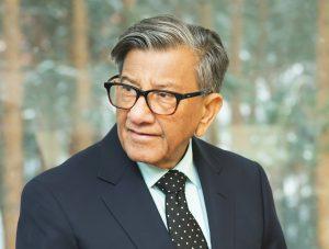 Indijos ambasados garbės konsulas Lietuvoje Radžinderis Kumaras Čaudharis | Asmeninė nuotr.