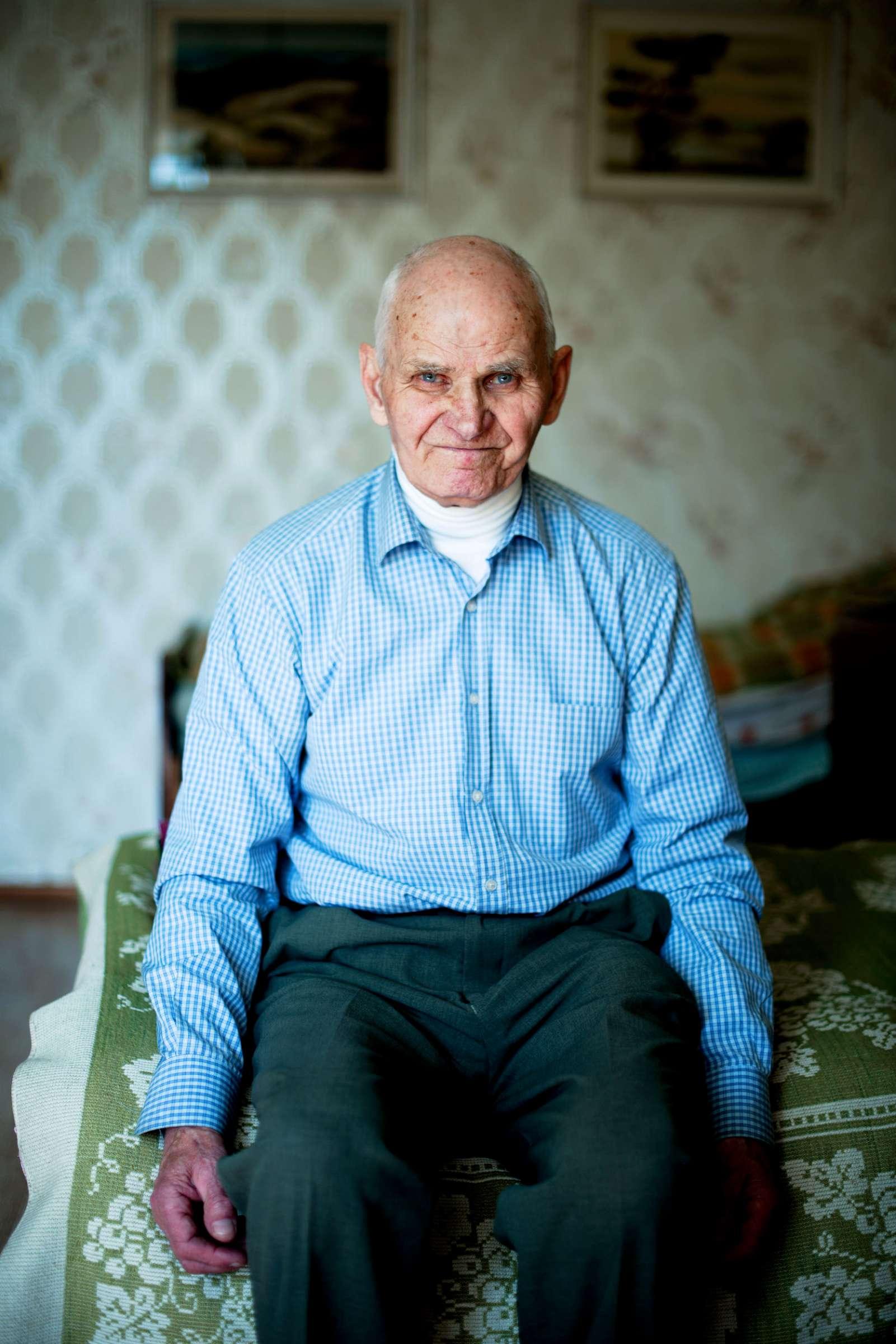 Laptevietis Vitalis Staugaitis – Iš NANOOK kuriamo dokumentinio projekto | NANOOK nuotr.