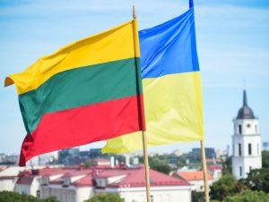 Lietuva-Ukraina | lrp.lt nuotr.