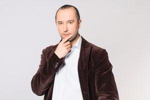 Filosofas doc. Nerijus Čepulis | KTU nuotr.