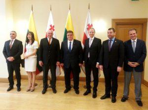 URM ministras lankosi Gruzijoje_urm.lt