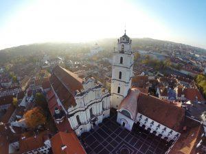 Vilniaus universitetas EKurausko nuotr
