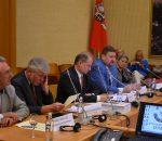 """Konferencija-forumas """"Vietovardžių (išnykusių kaimų vardų) išsaugojimo, įpaminklinimo sprendimai, pasitinkant Lietuvos valstybės atkūrimo šimtmetį""""   EKGT nuotr."""