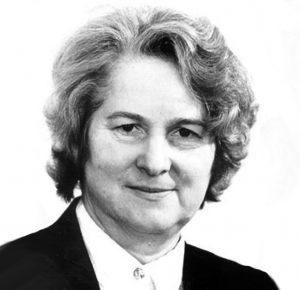 Romualda Hofertienė (1941-2017) | Seimo kanceliarijos nuotr.