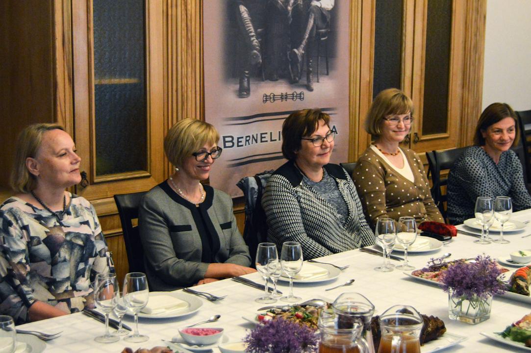 Diskusija buvo skirta Tautinio paveldo dienai inicijuoti   D. Leščinskienės nuotr.