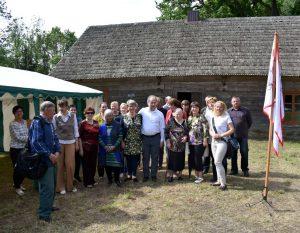 Tautodailininkų stovyklos darbai sustprins tautos istorinę atmintį | V. Jocio nuotr.