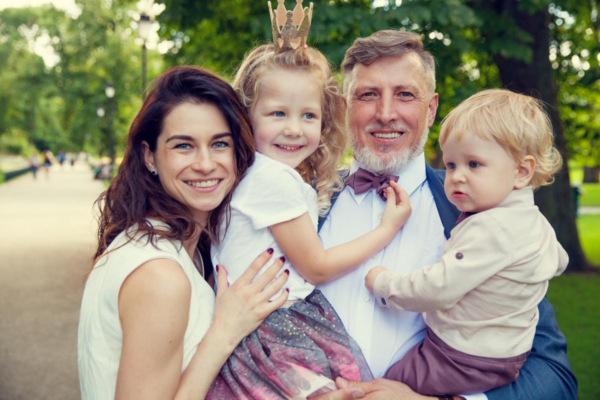 Su šeima | Asmeninė nuotr.