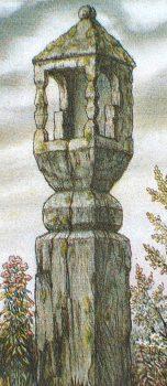 Koplytstulpis