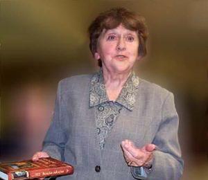 Birutė Mackonytė (1928-2017) | R. Averkienės nuotr.
