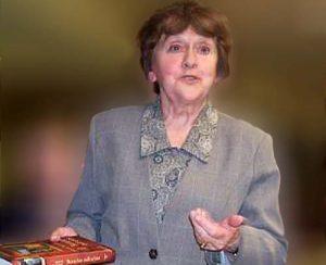 Birutė Mackonytė (1928-2017)   R. Averkienės nuotr.