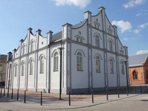 Baltoji sinagoga | lrkm.lt nuotr.