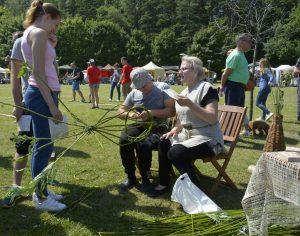 Juodkrantėje vyksta Pamario krašto žvejo šventė | LRKC nuotr.