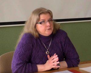 Eglė Patiejūnienė (1964-2017) | Alkas.lt nuotr.