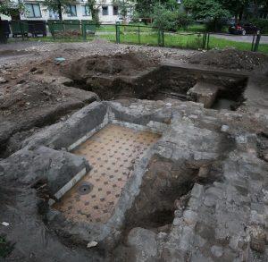 Archeologiniai kasinėjimai   Alkas.lt, A. Sartanavičiaus nuotr.