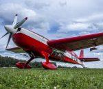 Akrobatinis lėktuvas   Alkas.lt, A. Sartanavičiaus nuotr.