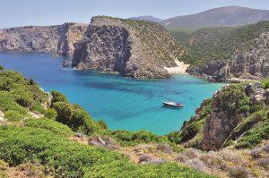 Sardinijos pakrantė | I. Aukštuolytės nuotr.