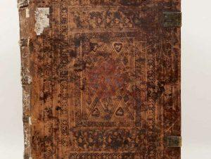 Senojo Testamento Vilniaus sąvadas, LMAVB RS F19-262 | Vrublevskių bibliotekos nuotr.