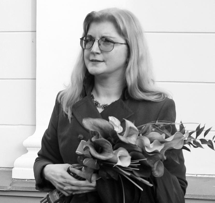 Eglė Patejūnienė (1964-2017) | llti.lt nuotr.