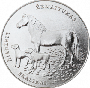 Kolekcinė moneta   LB.lt nuotr.