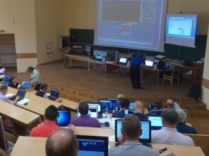 Tarptautiniai pramoninių valdymo sistemų kibernetinio saugumo kursai | KAM nuotr.