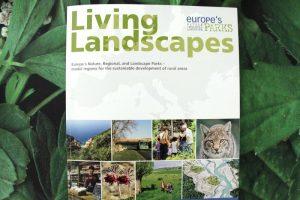 knyga apie Europos parkus_vstt.lt