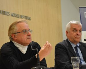 Prof. Vytautas Radžvilas | Propatria.lt nuotr.