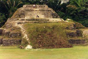 Majų piramidė Belize (Asociatyvinė nuotrauka) | ibtimes.co.uk nuotr.