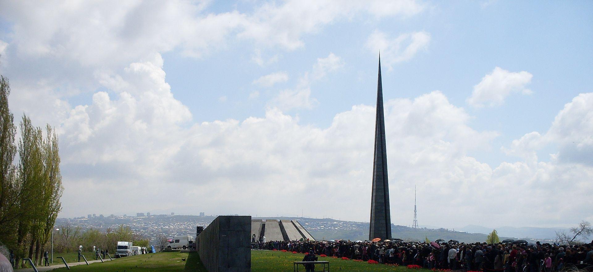 5. Memorialas armėnų genocido aukoms atminti Jerevane | Wikipedia.org nuotr.