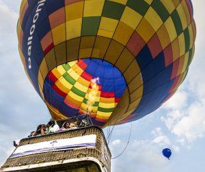 Oro balionas | Alkas.lt, A. Sartanavičiaus nuotr.