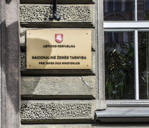 Nacionalinė žemės tarnyba | Alkas.lt, A. Sartanavičiaus nuotr.