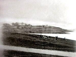 Juzefo Cechaviciaus Traku nuotrauka, saugoma Lietuvos nacionalinio muziejaus rinkinyje