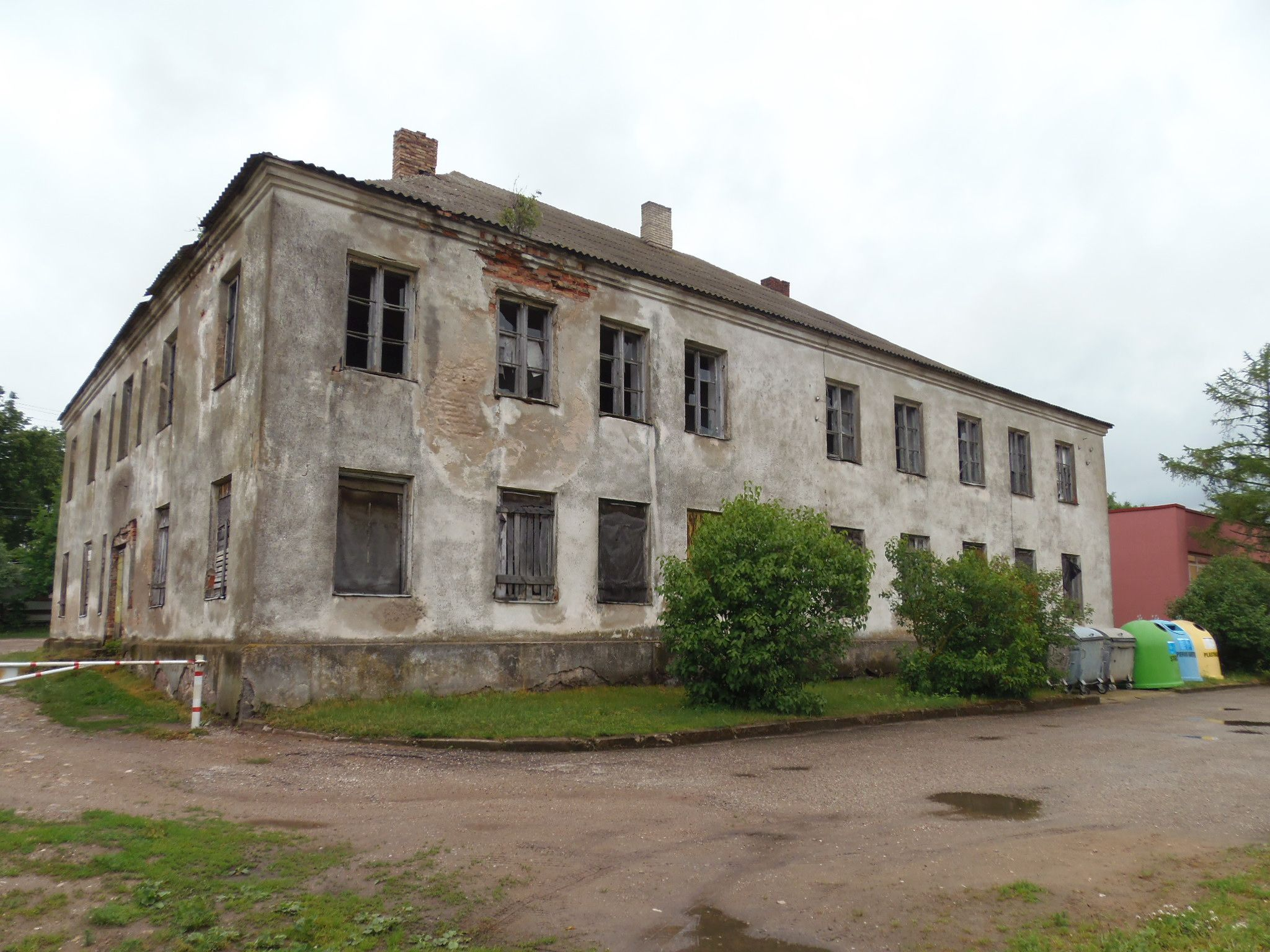 Šėtos žydų maldos namams suteikta teisinė apsauga | KPD Kauno skyriaus nuotr.