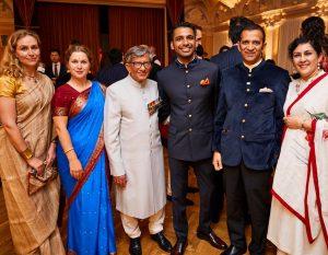 Indijos 70-ųjų Nepriklausomybės metinių ir Lietuvos-Indijos diplomatinių santykių 25-mečio šventinis vakaras | ltlife.lt nuotr.