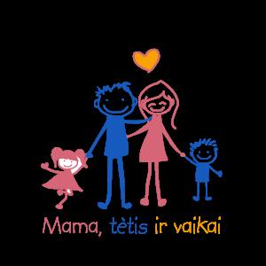 Mama, tėtis ir vaikai_logo