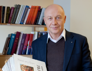Prof. dr. R. Gudauskas: vertybinių krizių pasaulyje trūksta pilietinio žmonių solidarumo | Rengėjų nuotr.