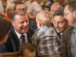 Ministras pirmininkas Saulius Skvernelis | lrv.lt nuotr.