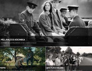 """""""Baltijos kino dienos""""   Rengėjų nuotr."""