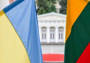Lietuvos Prezidentė pasveikino Ukrainą Nepriklausomybės dienos proga | lrp.lr nuotr.