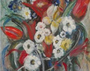Irenos Antaninos Staronytės-Suveizdienės tapyba | Rengėjų nuotr.