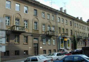 A. Smetonos gatvė Vilniuje | Kurgyvenu.lt nuotr.