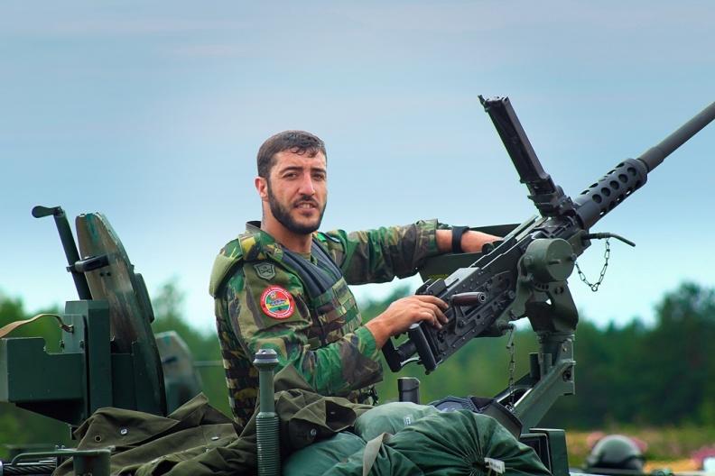 Portugalijos prezidentas aplankys Lietuvoje išdėstytus portugalų karius | Kęstučio dalinio ir Portugalijos karinių pajėgų nuotr.